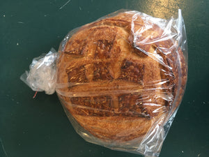 Our Daily Bread, Bread Sourdough Round Chatham NY, 1.5 lb
