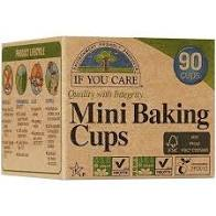 If You Care, Baking Cups Mini, 90 cups