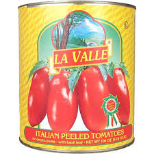 La Valle, Tomato Chopped, 28 oz