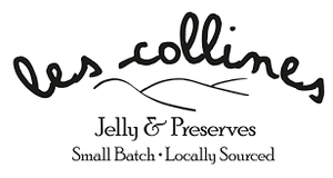 Les Collines, Jelly Hot Pepper Local, 8 oz