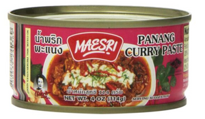 Maesri, Curry Paste Panang, 4 oz