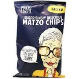 Matzo Project, Chips Matzo Salted Regional, 6 oz