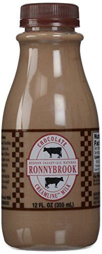 Ronnybrook, Chocolate Milk Local, 12 oz