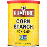 Rumford, Corn Starch, 12 oz