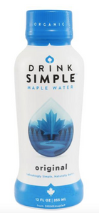 Drink Simple, Maple Water Organic Regional, 12 oz