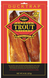 Ducktrap, Trout Fillet Regional, 8oz