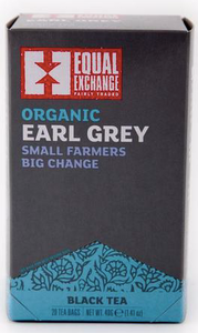 Equal Exchange, Tea Earl Grey Organic Regional, 1.41 oz
