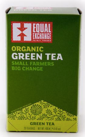 Equal Exchange, Tea Green Organic Regional, 1.4 oz