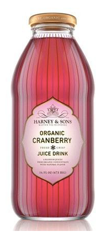 Harney and Son's, Juice Cranberry Local, 16 oz