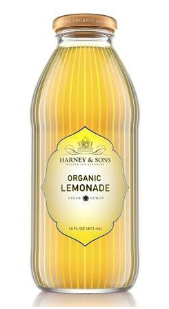 Harney and Sons, Juice Lemonade Bottled Local, 16 oz