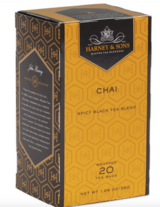 Harney and Sons, Tea Chai Local, 20 bags