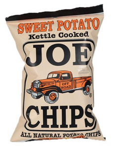 Joe Chips, Sweet Potato Kettle Chips Regional, 5 oz