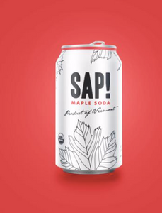 Sap, Soda Maple Regional, 12 oz