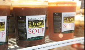 Farm Country, Soup Farmhouse Lentil Great Barrington MA, 32 oz