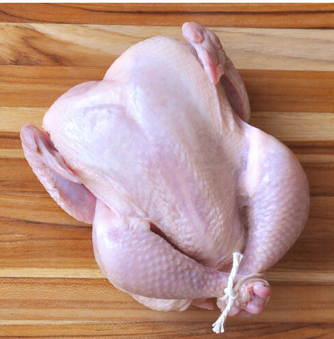 Goffle Road, Chicken Whole Free Range Local, 3.5 lb