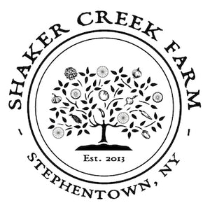 Shaker Creek, Chicken Whole Pasture Raised East Nasau NY, 3 lb