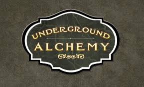 Underground Alchemy, Tincture Winter Blues Troy NY, 2 oz