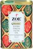 Zoe, Olive Oil Extra Virgin Organic, 25.5 oz