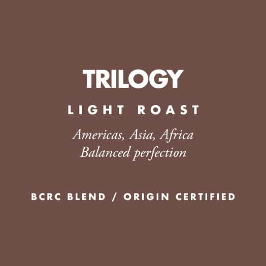 Barrington Coffee, Trilogy (Estate) Local, 12 oz