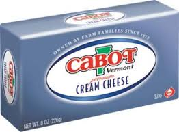 Cabot, Cream Cheese Regional, 8 oz