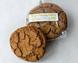 Our Daily Bread, Cookies Ginger Molasses Chatham NY, 8 oz