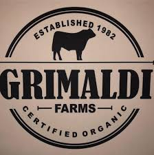 Grimaldi, Beef Patties Onion Organic Ghent NY, 1 lb
