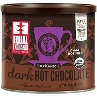 Equal Exchange, Hot Chocolate Dark Organic Regional, 12 oz