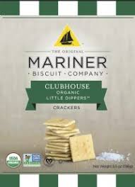 Mariner, Cracker Clubhouse Organic, 5.5 oz