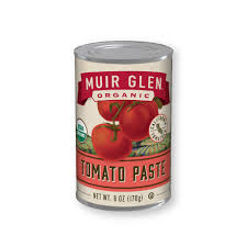 Muir Glen, Tomato Paste Organic, 6 oz