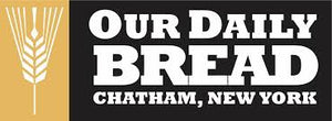 Our Daily Bread, Bread Mixed Grain Unsliced Chatham NY, 20 oz
