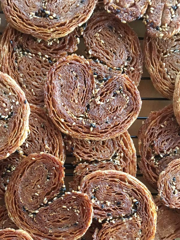 Potter's Table, Sweet & Salty Palmiers Round Top NY, 3.5 oz