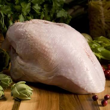 Koch's, Turkey Breast Bone-in Organic Regional, 1 unit