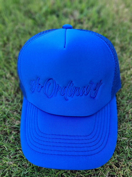ybOrdinary - Polyester Foam Vented Snap Back