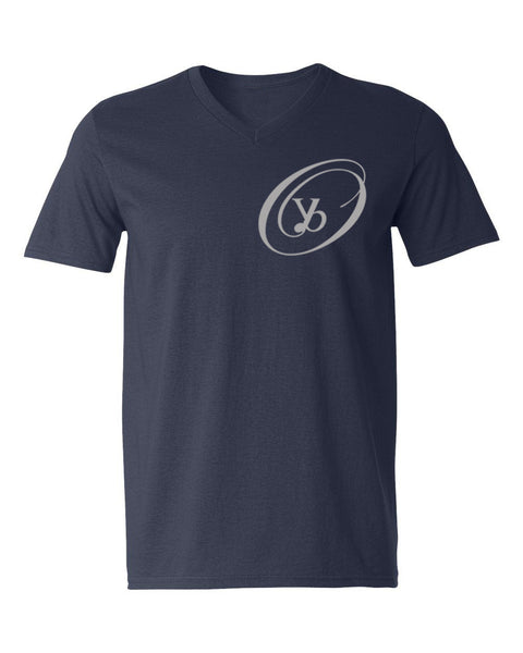 ybOrdinary - Men's V-Neck T-Shirt (Different Colors Available)
