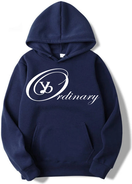 ybOrdinary - Men's Signature Logo Hoodie (Different Colors Available)