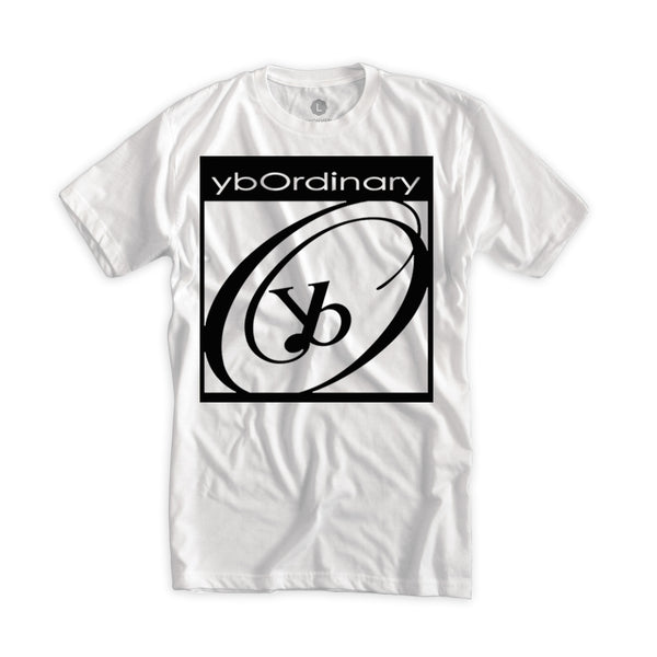 ybOrdinary - Men's Oversized Signature Logo T-Shirt (Different Colors Available)