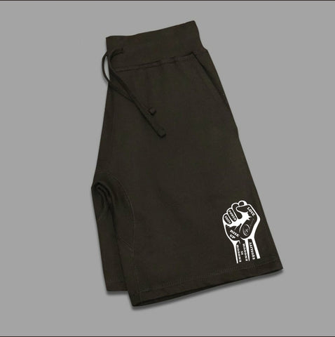 ybOrdinary - Inspiration Logo Cotton Shorts (Different Colors Available)