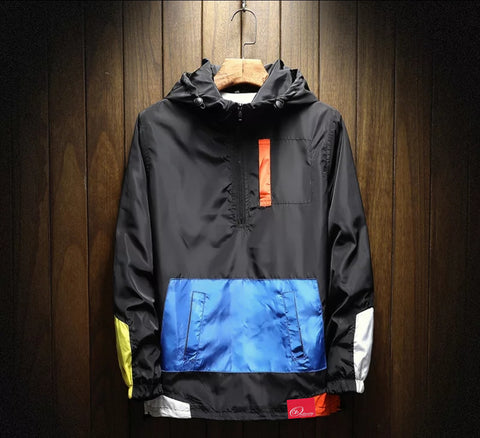 ybOrdinary - Men's Windbreaker