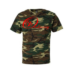 "ybOrdinary - Men's Camo Signature T-Shirt ""Classic"""