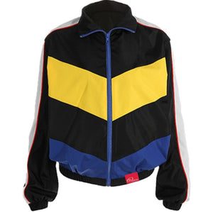 ybOrdinary - Women's Windbreaker Bomber Jacket