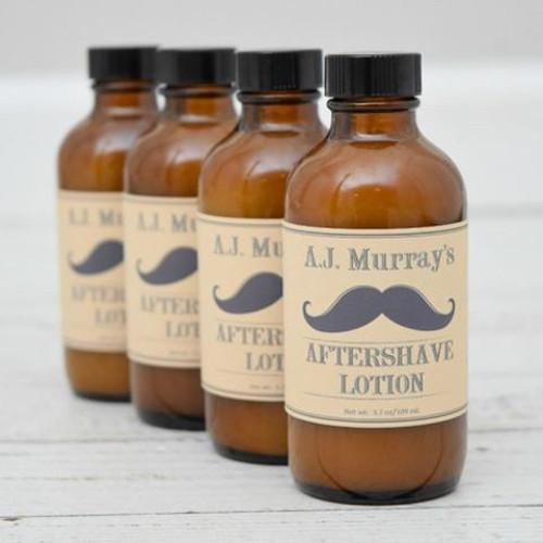 AJ Murray After shave Lotion