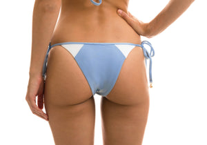 Bottom Garoa White Tri