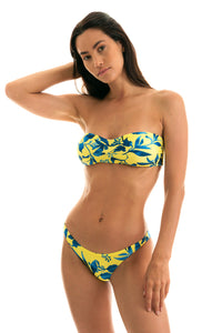 Lemon Flower Bandeau
