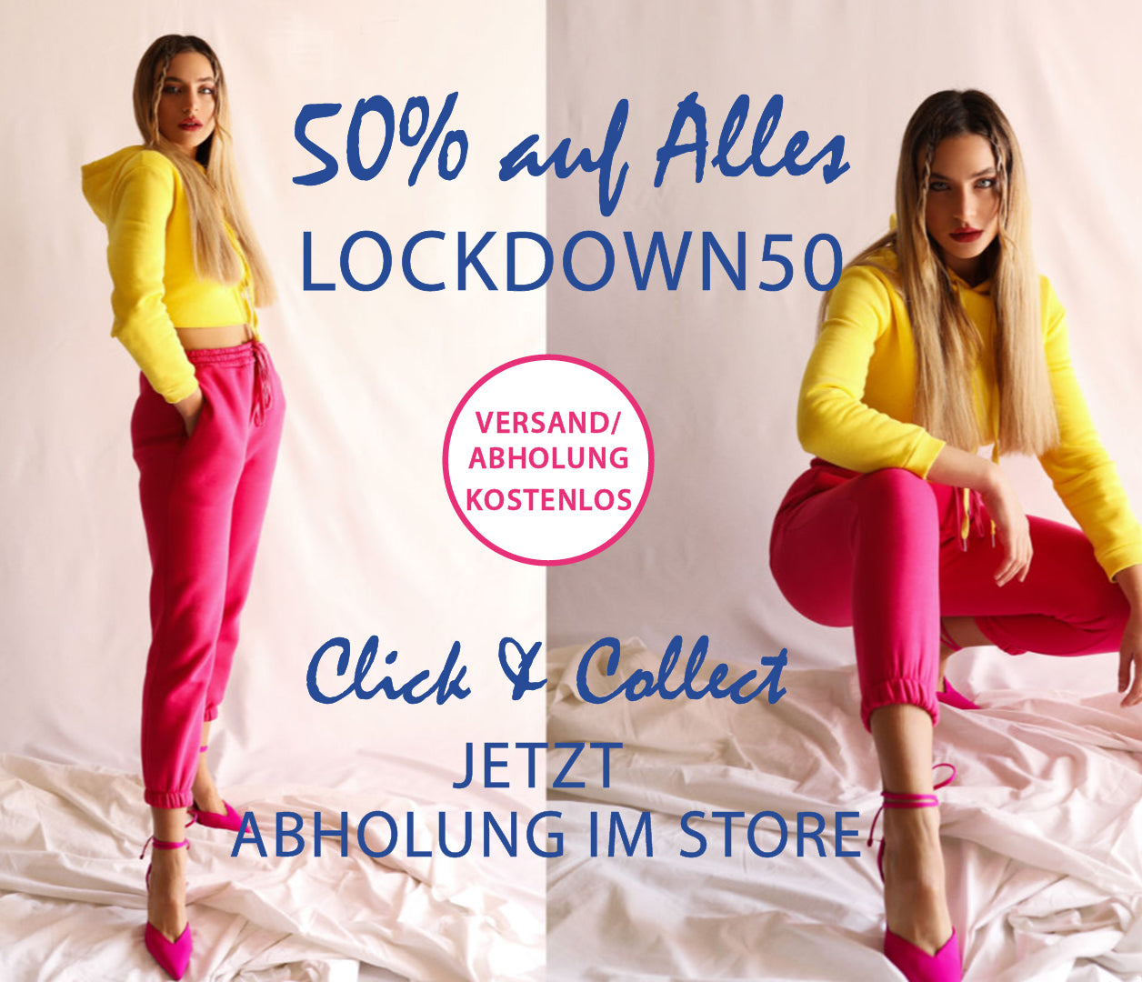 LOCKDOWN50 - Click & Collect