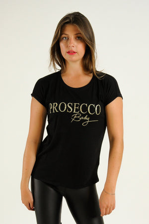 T-SHIRT PROSECCO BABY