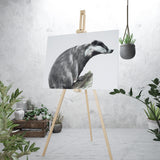 Badger | Canvas by Tup Designs & Wil Shrike