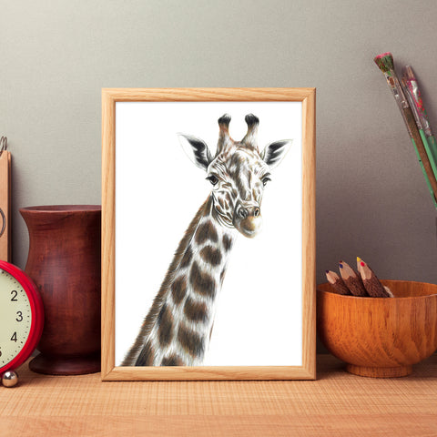 Giraffe by Tup Designs & Wil Shrike