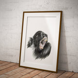Gorilla by Tup Designs & Wil Shrike