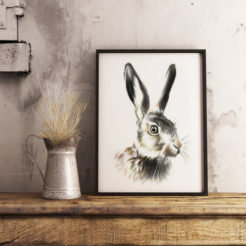 Hare by Tup Designs & Wil Shrike
