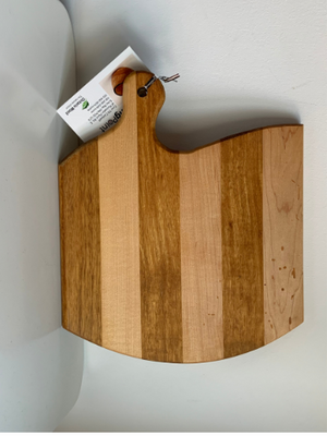 Cheese/ Cutting Board - Maple Medium
